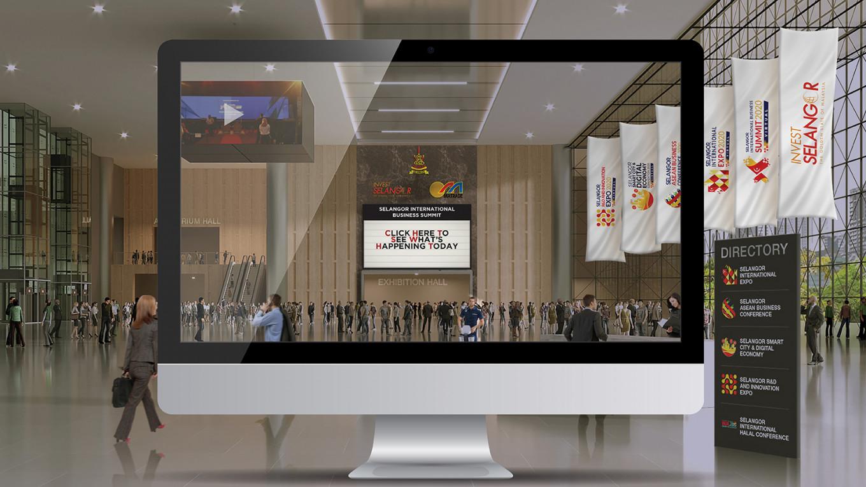 Virtual Selangor International Business Summit 2020