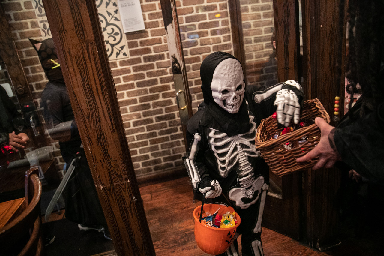 Canada can still celebrate Halloween: Health authorities