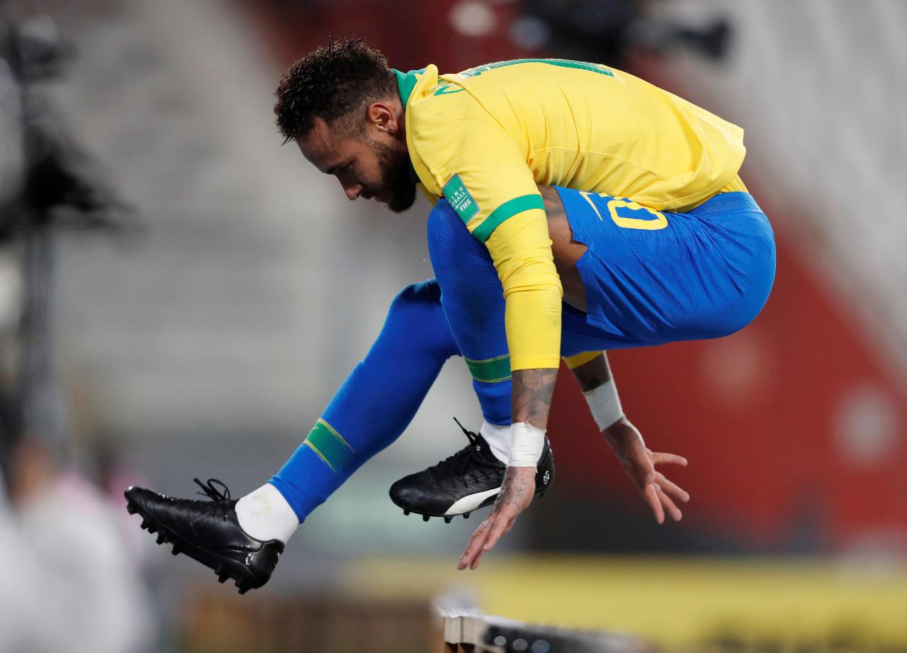 Neymar Challenges Nike Over