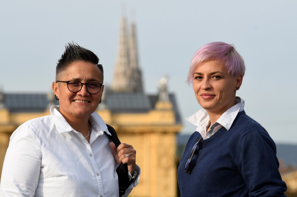 'Nun of Your Business': Unveiling a Croatian love story