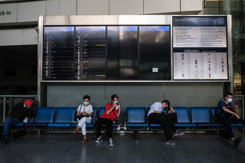 Hong Kong, Singapore announce plans for travel bubble