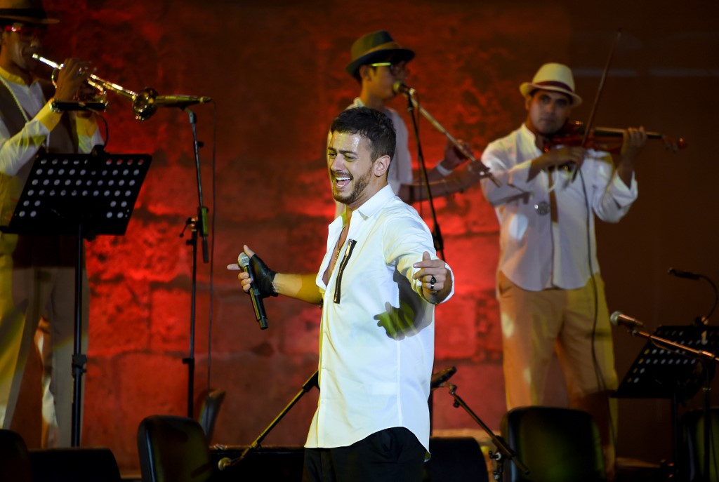 Egyptian outcry stops concert by singer accused of rape