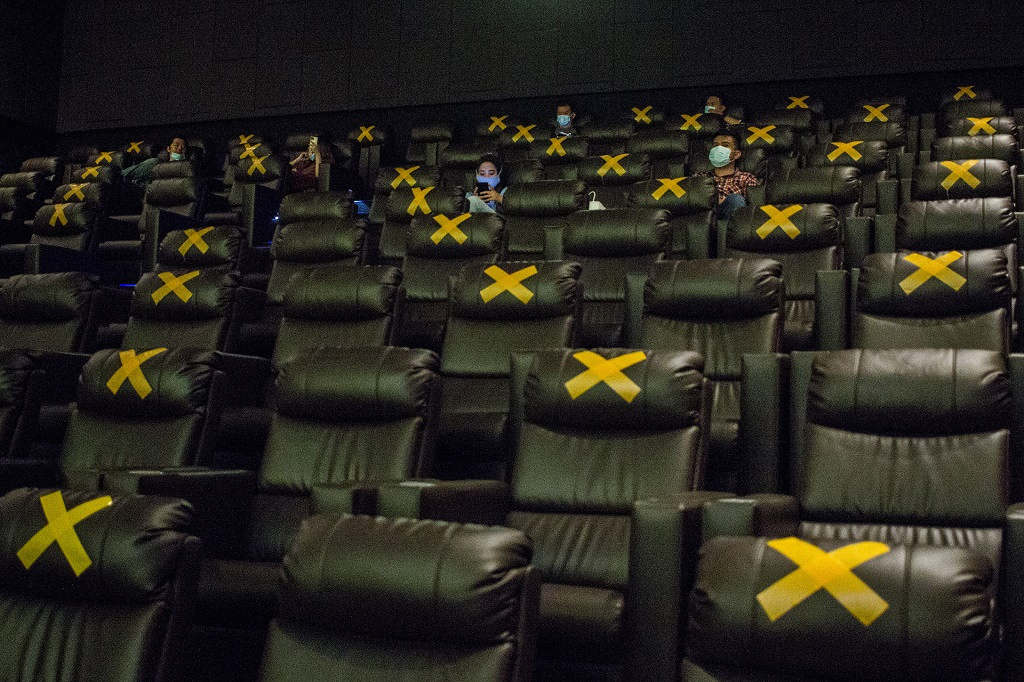 Cinemas reopen in Batam amid COVID-19 outbreak