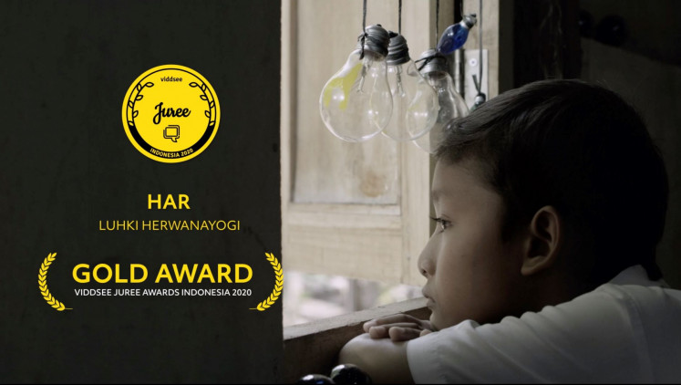 Unforgotten:  Short feature film