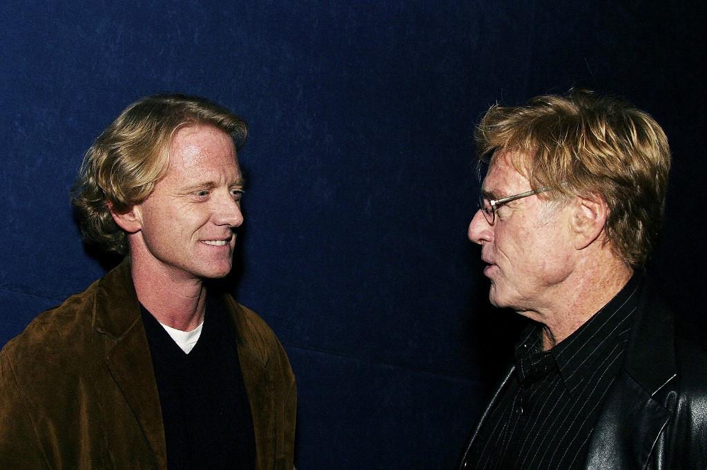 Robert Redford S Son James Redford Dies At 58 Entertainment The Jakarta Post