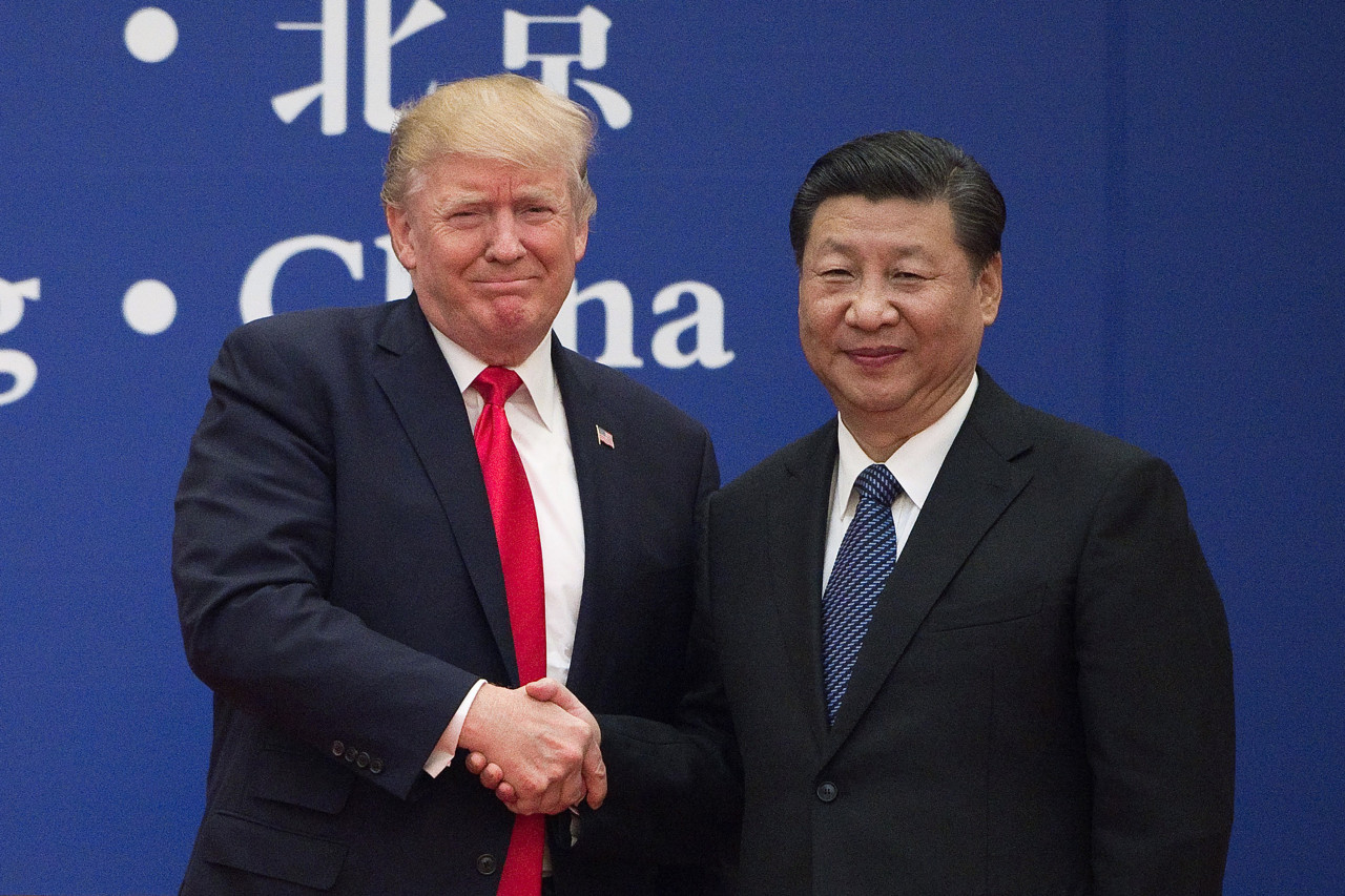 Trump opened 'secret' bank account for China business