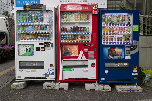 Fresh ideas: Saving Japan's legendary drinks vending machines