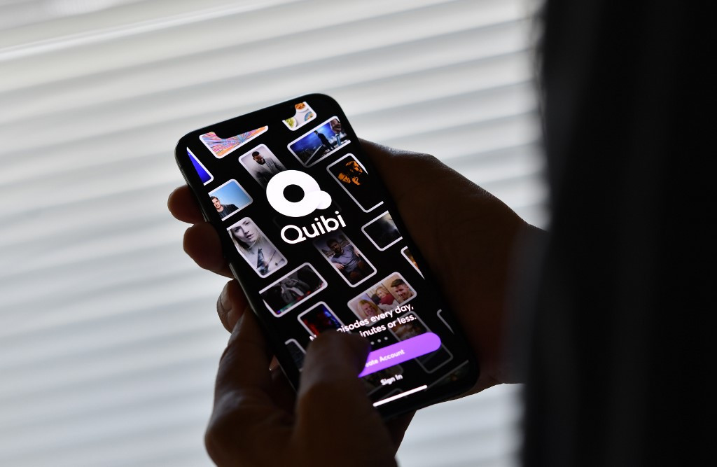 Quibi streaming service to shut down