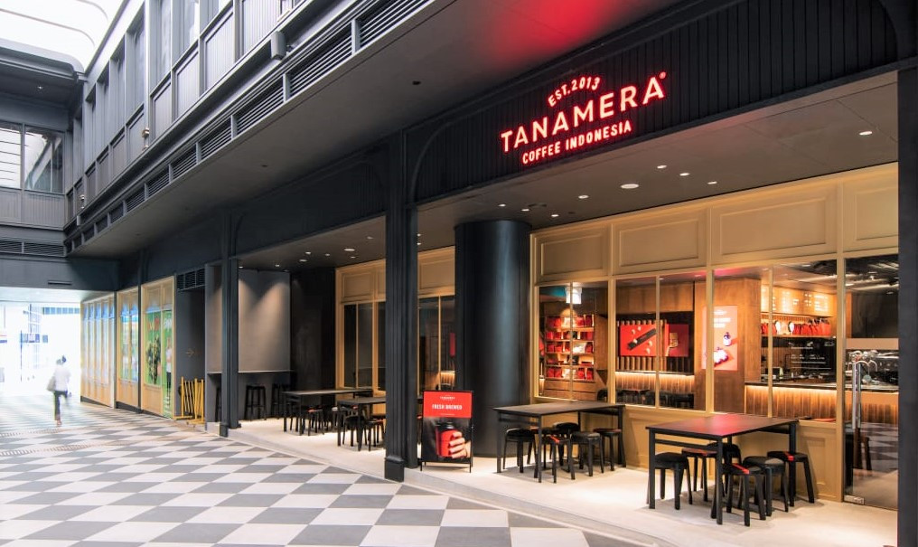 Tanamera Coffee opens first international outlet in Singapore