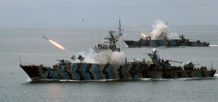 Used 'alutsista': Warships that safeguard Indonesian waters
