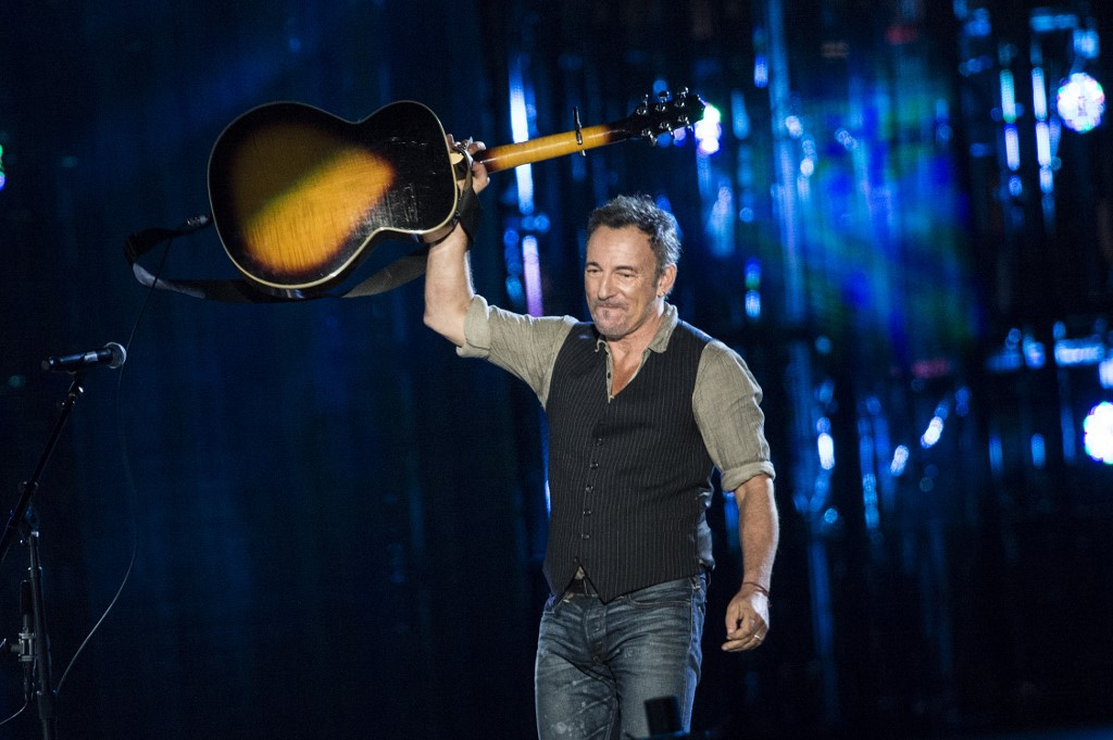 New Bruce Springsteen album summons ghosts past and future