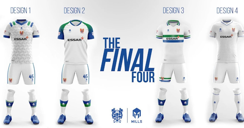 England's Tranmere Rovers soccer club to wear made in Indonesia jerseys