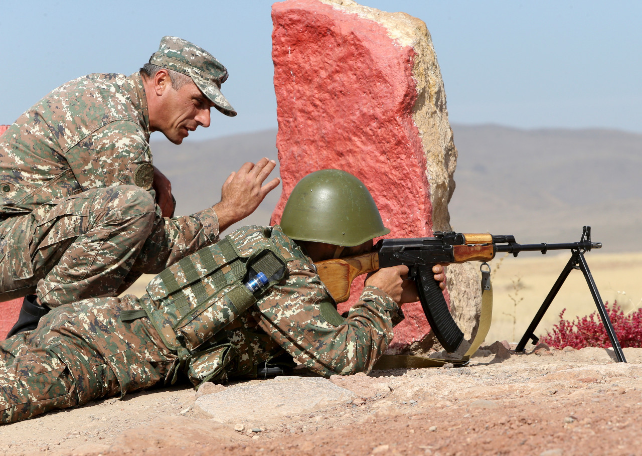 US announces new Nagorno-Karabakh ceasefire as fighting persists