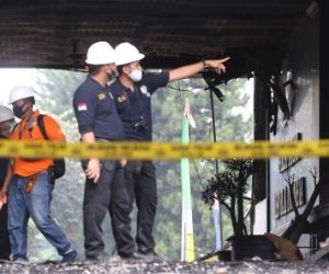 Construction workers named suspects in AGO building blaze