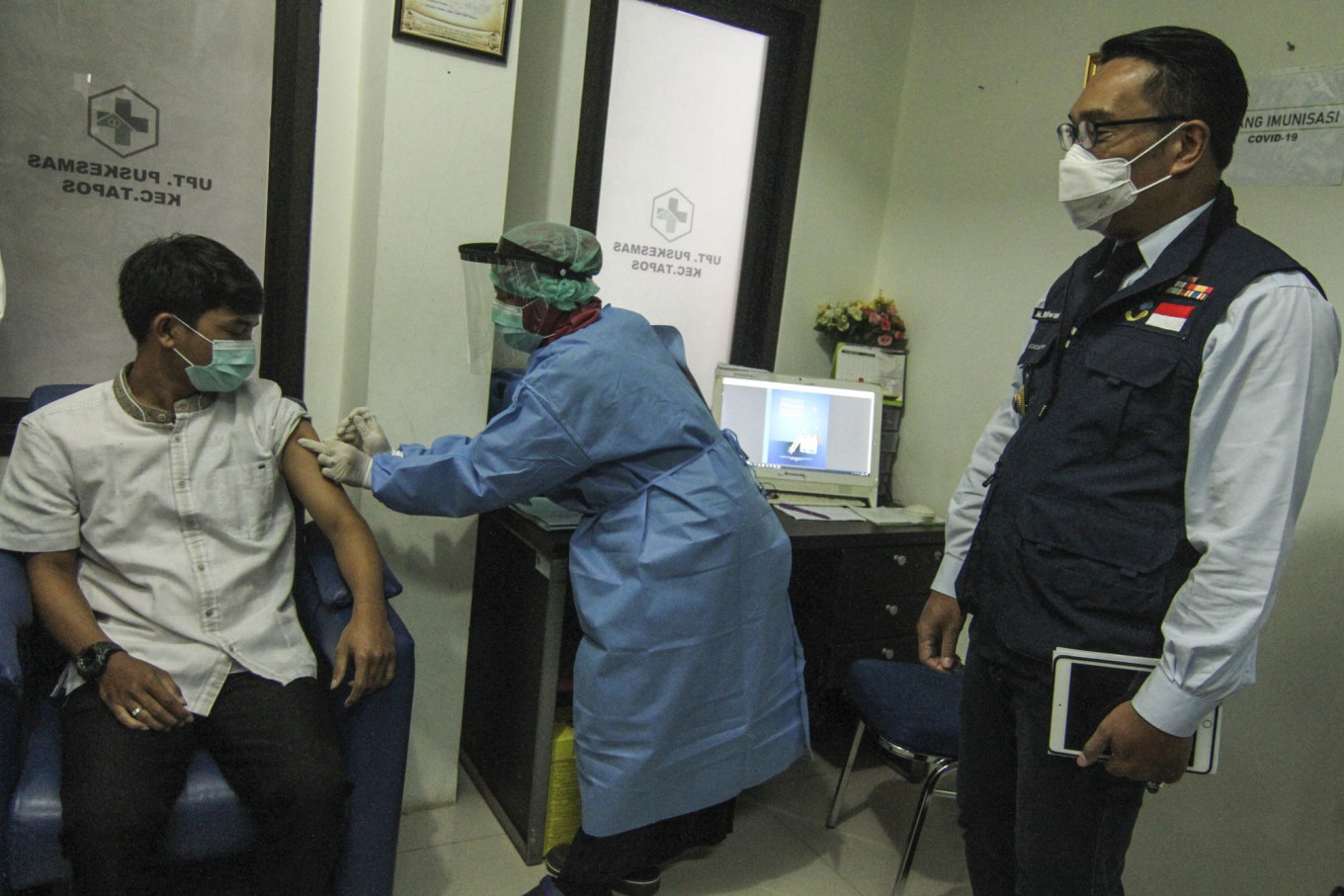 West Java needs over 70 million COVID-19 doses to vaccinate majority of residents