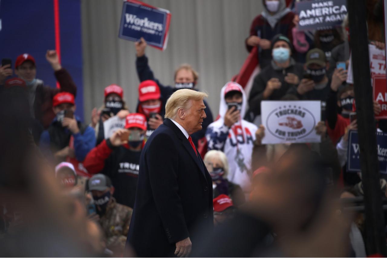 Trump, Biden make pitches to voters in pivotal Pennsylvania