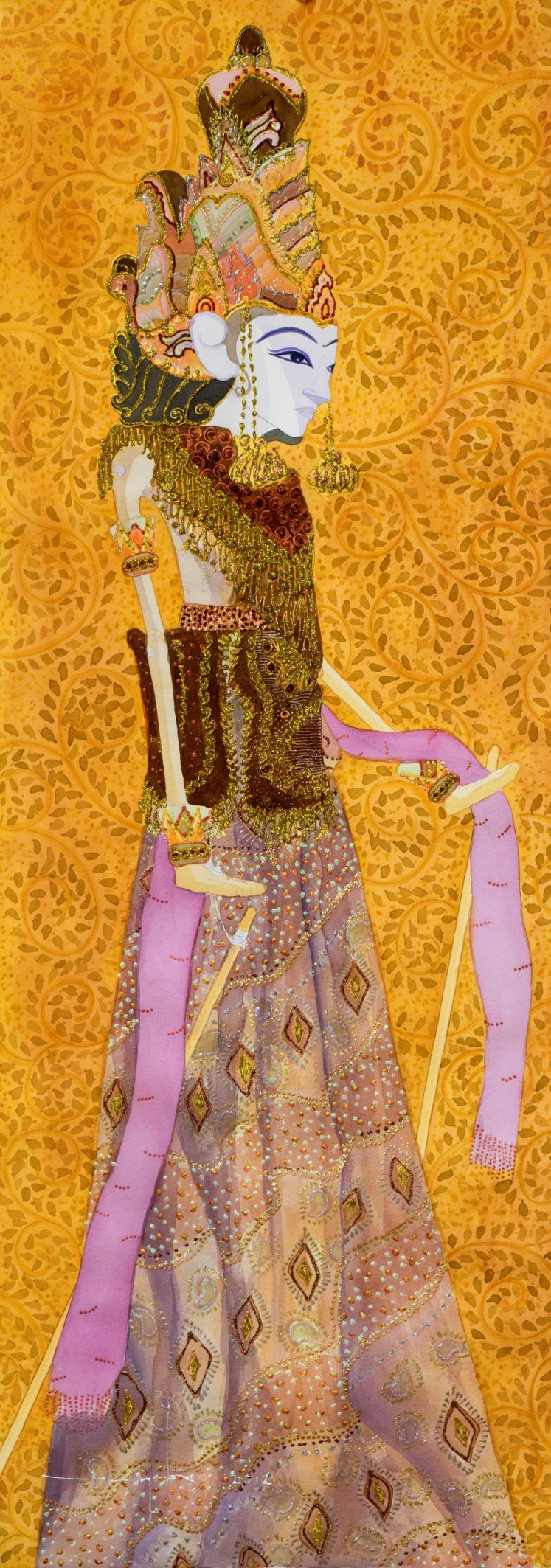 'Legend of Rama Shinta' by Sasya Tranggono