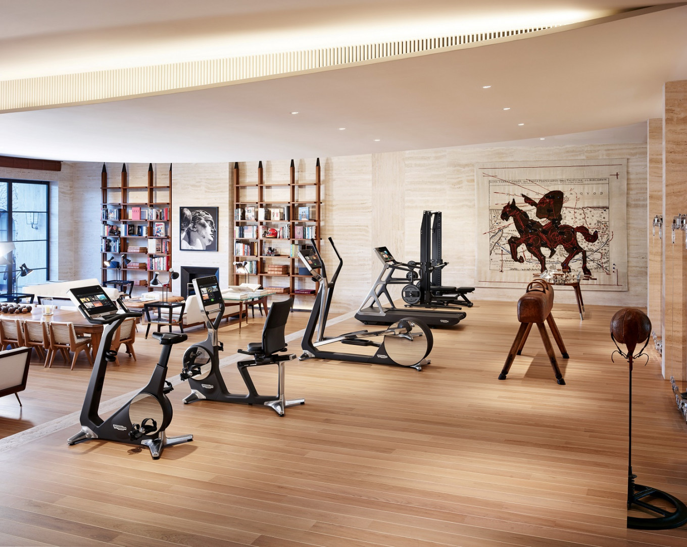 Technogym bets on home fitness boom as virus empties gyms