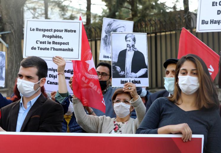 Erdogan vows action over Charlie Hebdo cartoon