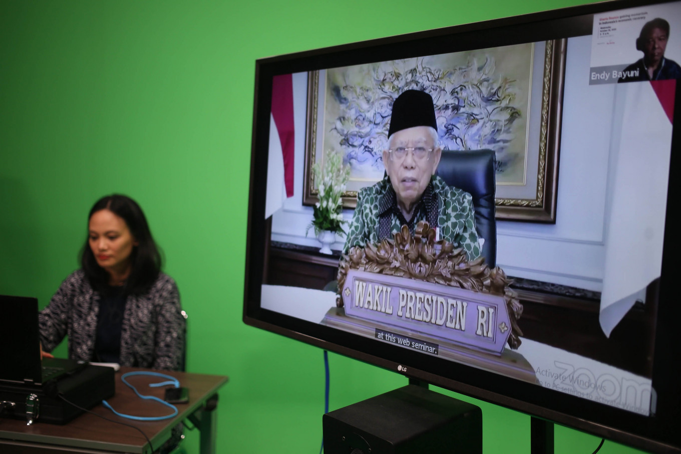 Sharia economy to become 'new wave' of Indonesia's economy: VP
