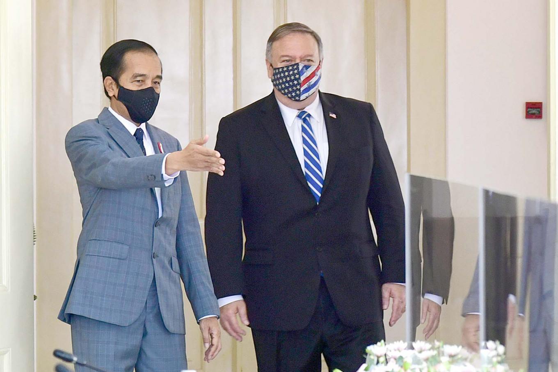RI pledges neutrality during Pompeo visit