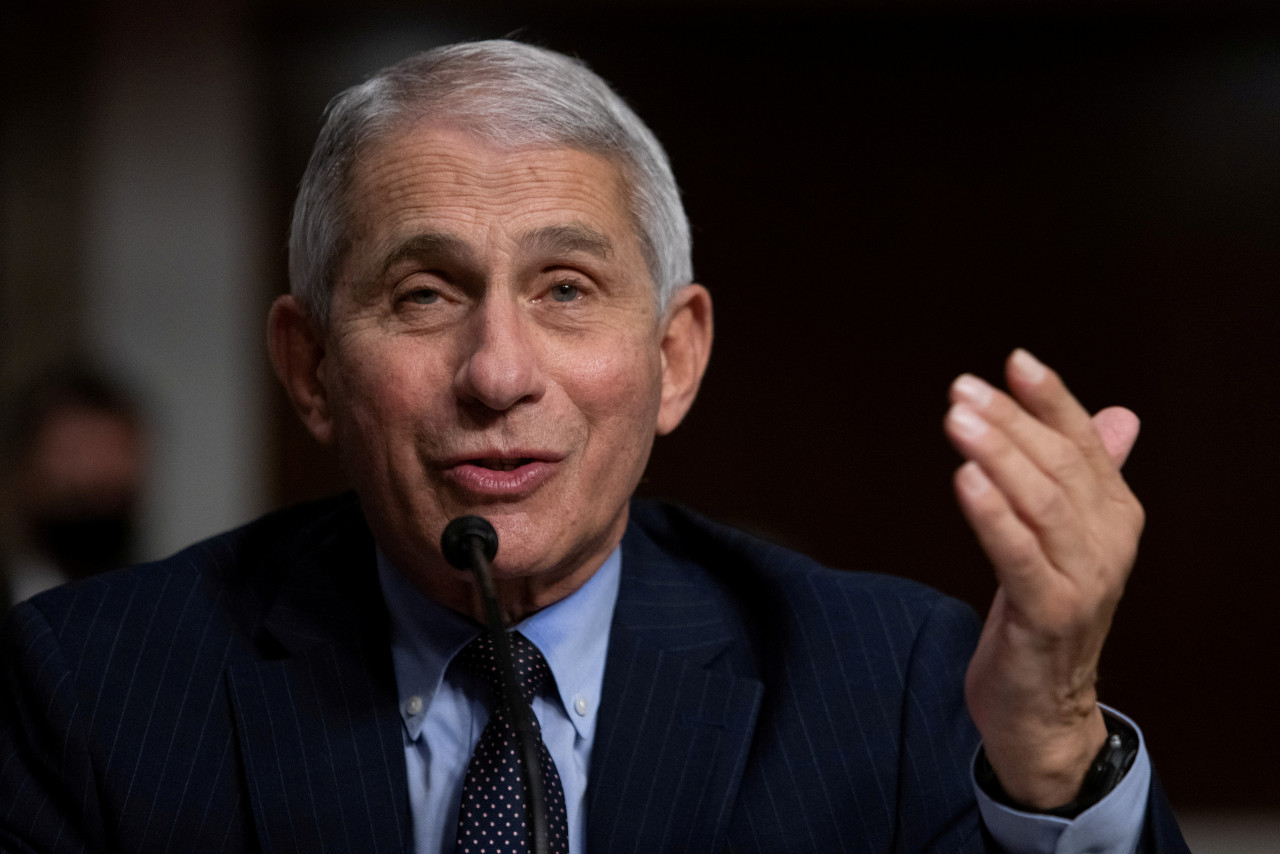 Fauci says first US COVID-19 vaccines could ship late December or early January