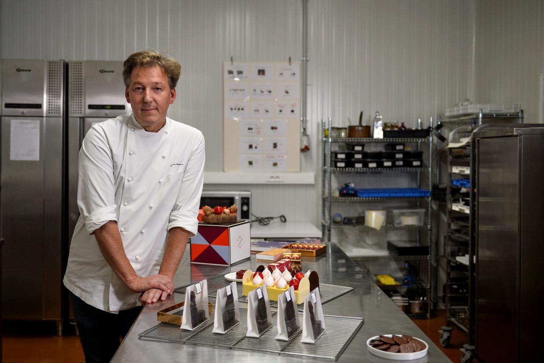 Belgian chocolatier crowned best pastry chef in the world