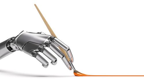 An AI bot is making Banksy-inspired art