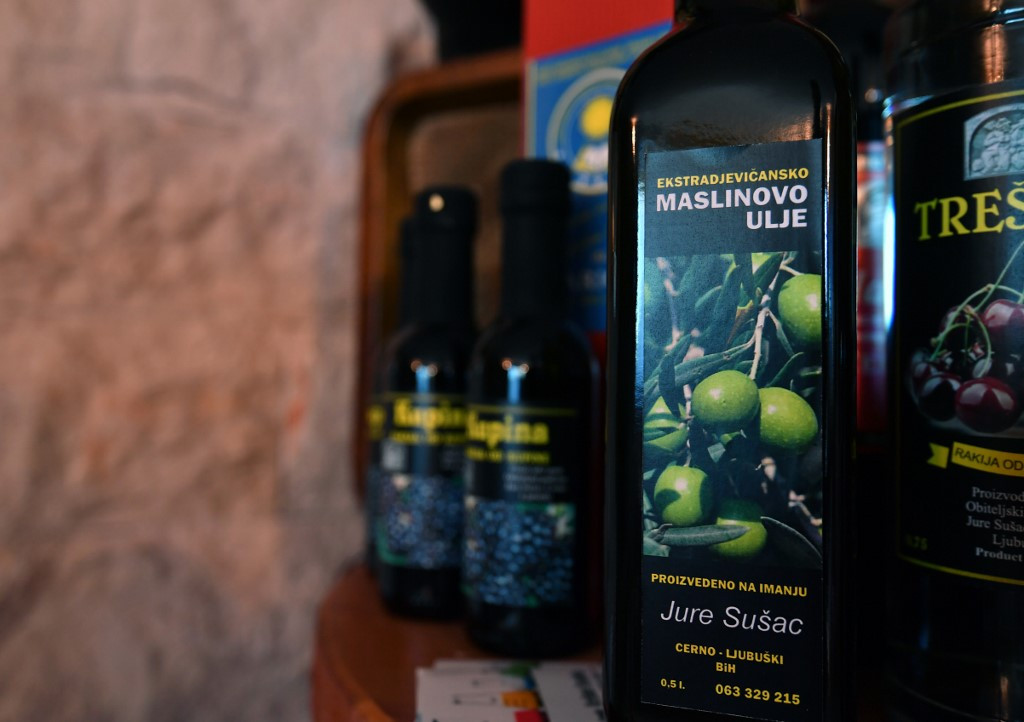 Bosnia enters olive oil market with award-winning 'liquid gold'