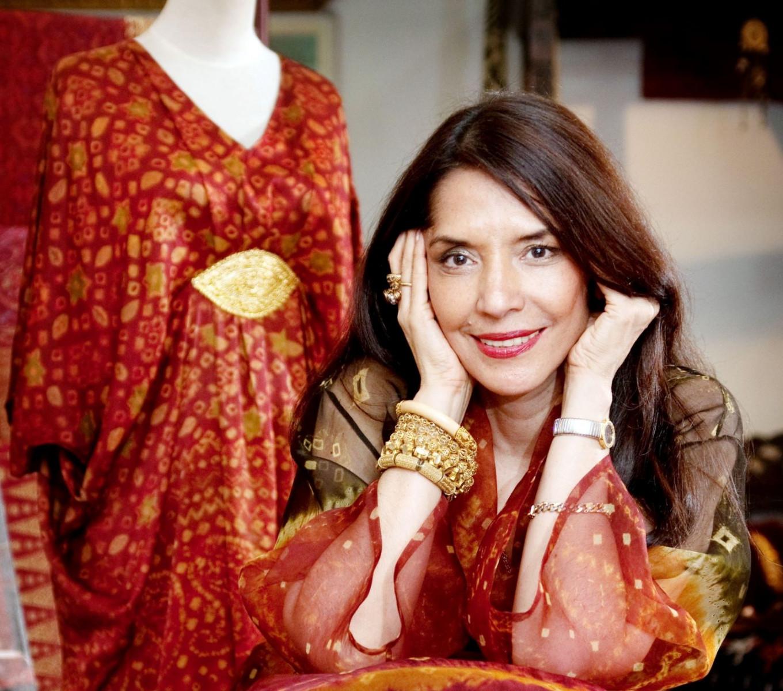 'Asian Bohemian Chic': Ghea Panggabean celebrates 40 years of fashion