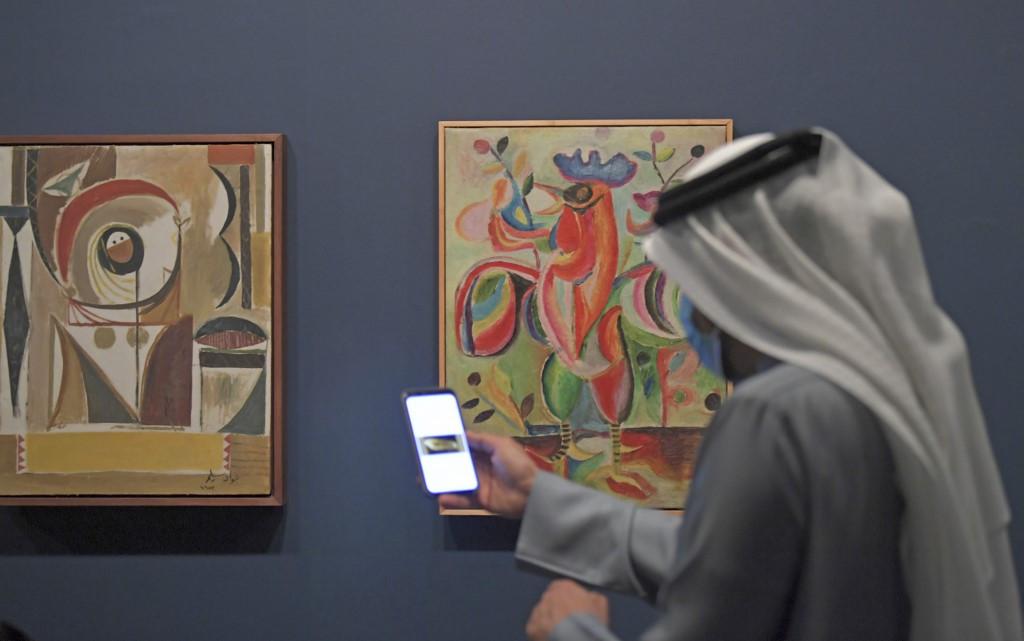 Beyond Dubai's shadow, Sharjah shines light on Arab art