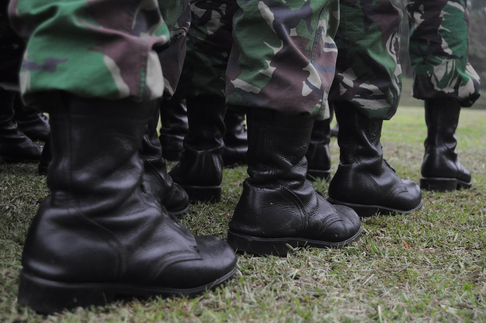 11 soldiers stand to face up to two years in prison for torture