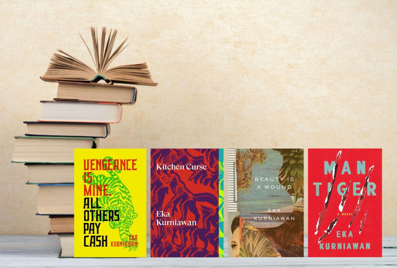 Eka Kurniawan: A modest literary star