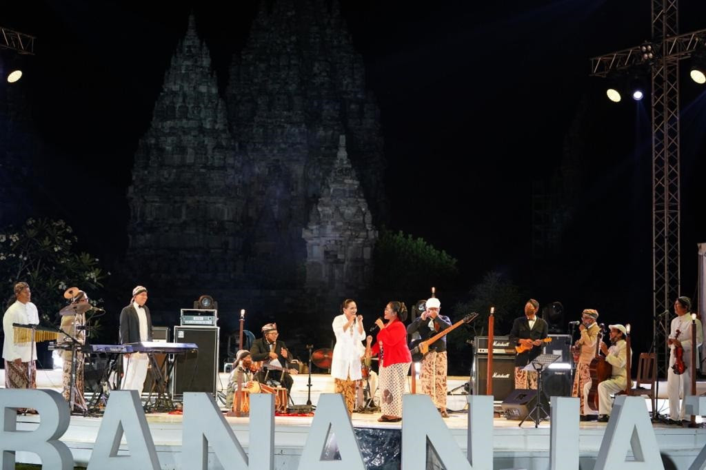 Prambanan Jazz Festival 2020 goes virtual