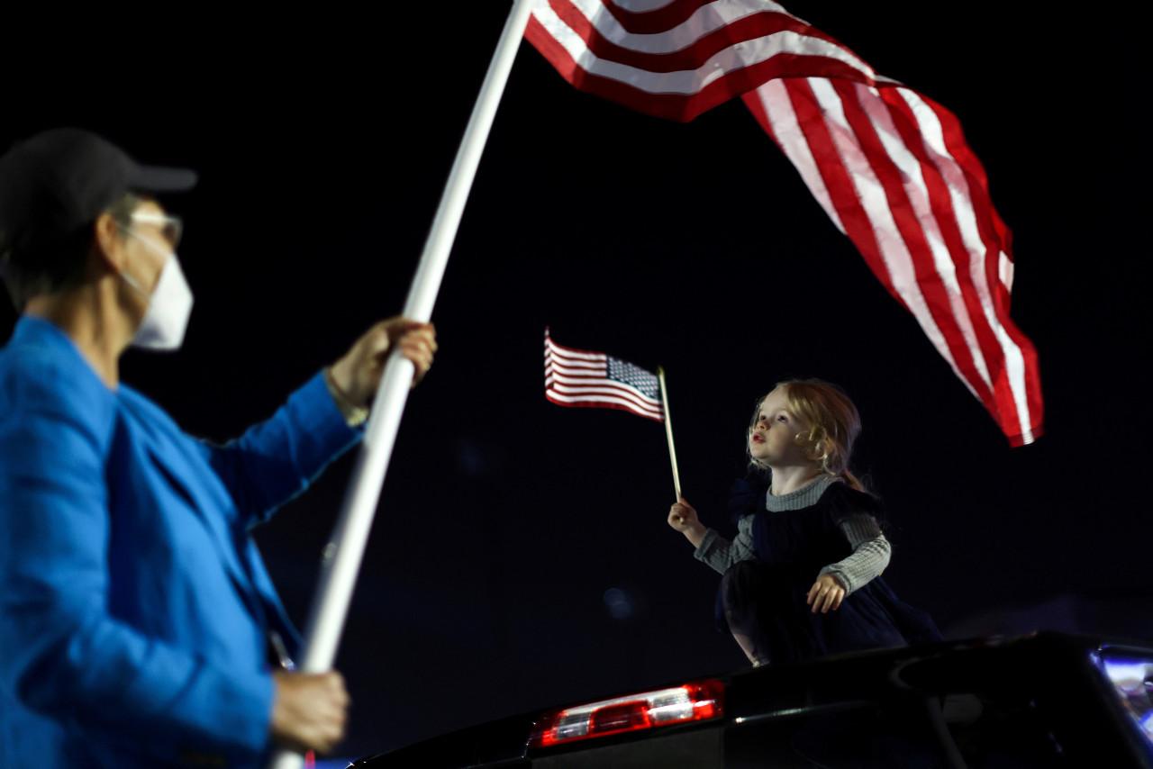 Jokowi, world leaders congratulate Biden on 'historic' win