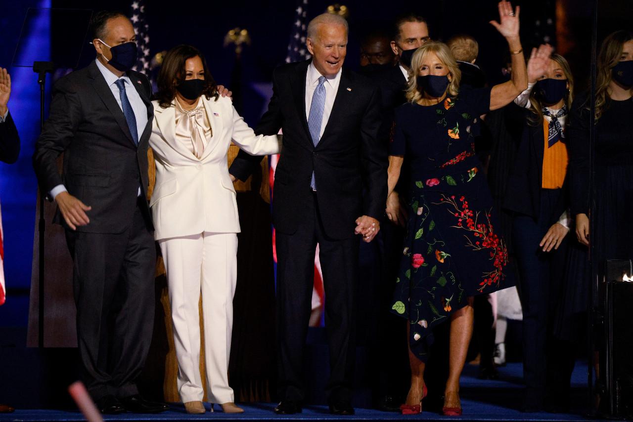 Joe Biden vows to unite America after 'convincing' victory