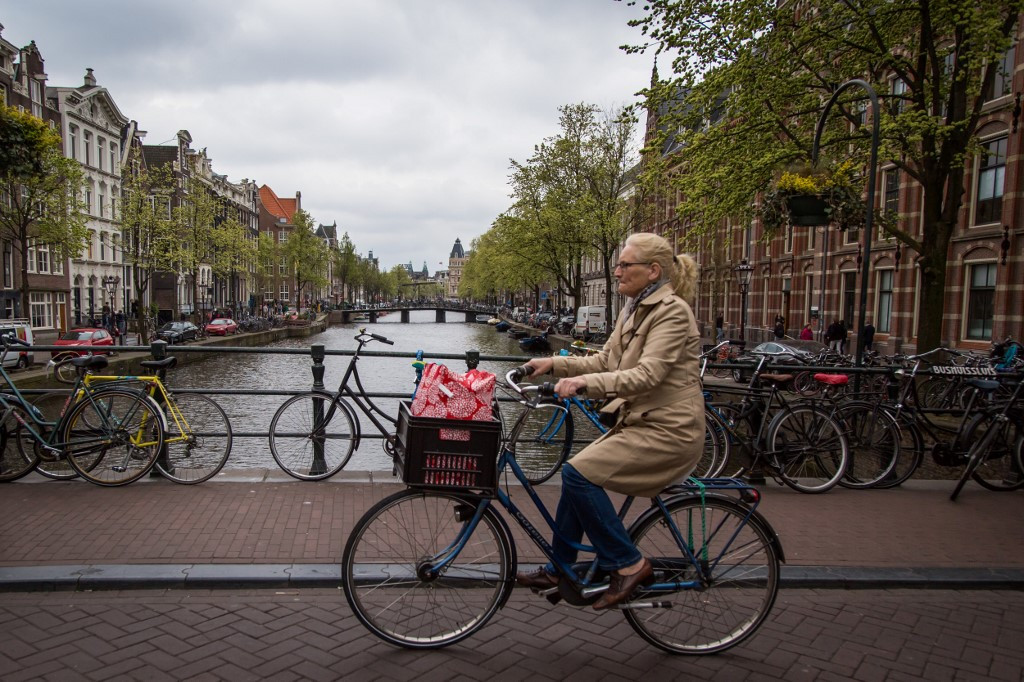 Cycling mecca Netherlands is embracing electric bikes