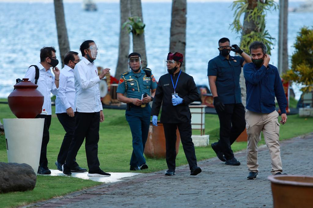 President appreciates Banyuwangi's readiness for tourism under new health protocols