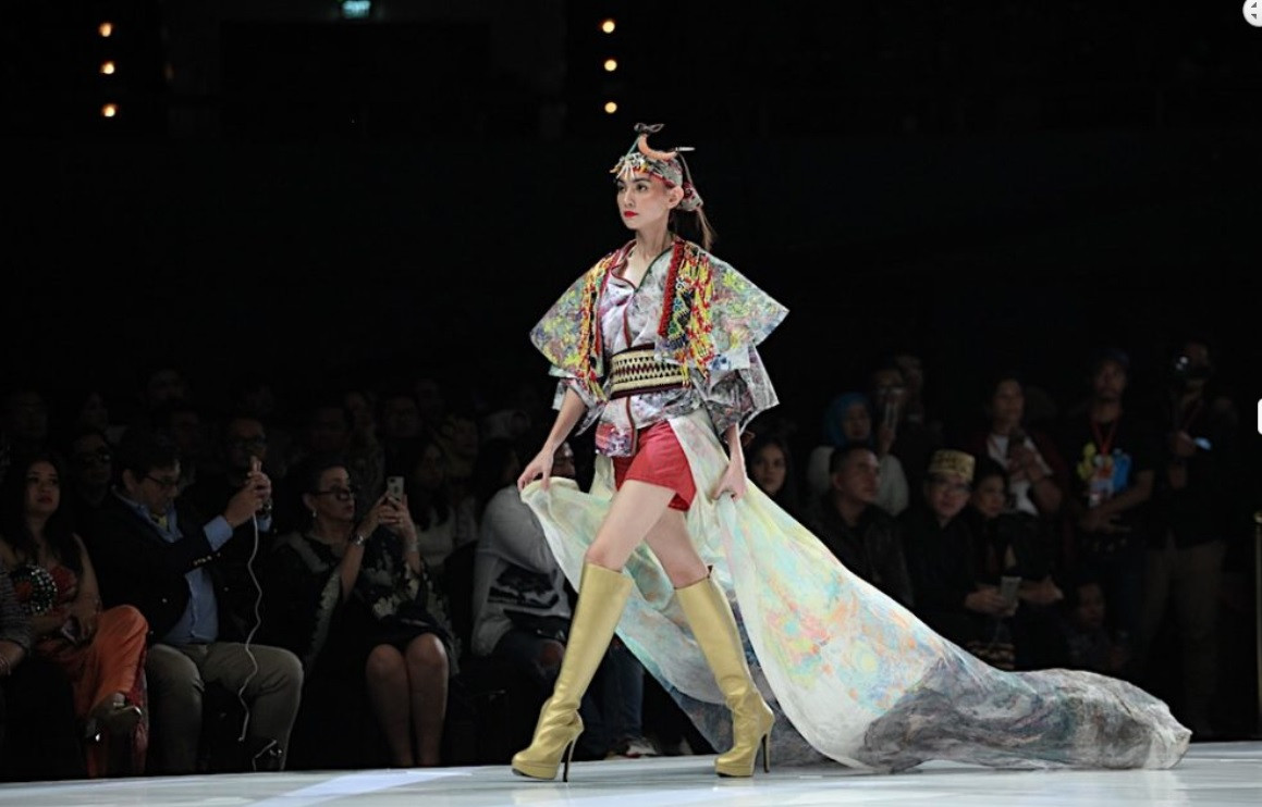 The show must go on: Indonesia Fashion Week goes virtual