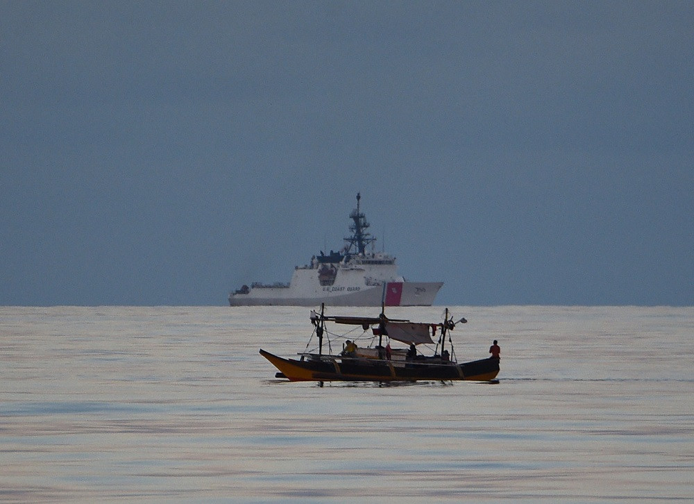 Philippines summons Beijing's envoy over boats in South China Sea