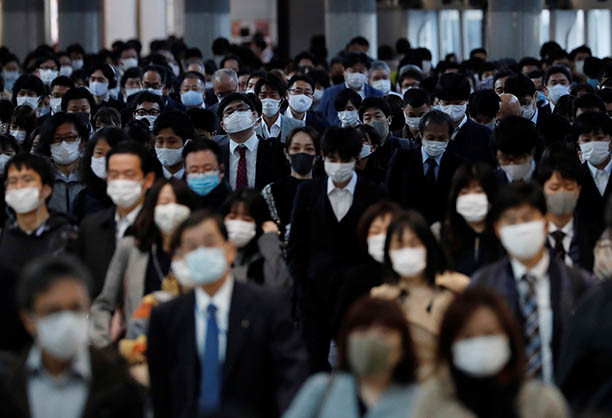Asian business confidence gains steam, pandemic still top risk: Thomson Reuters/INSEAD