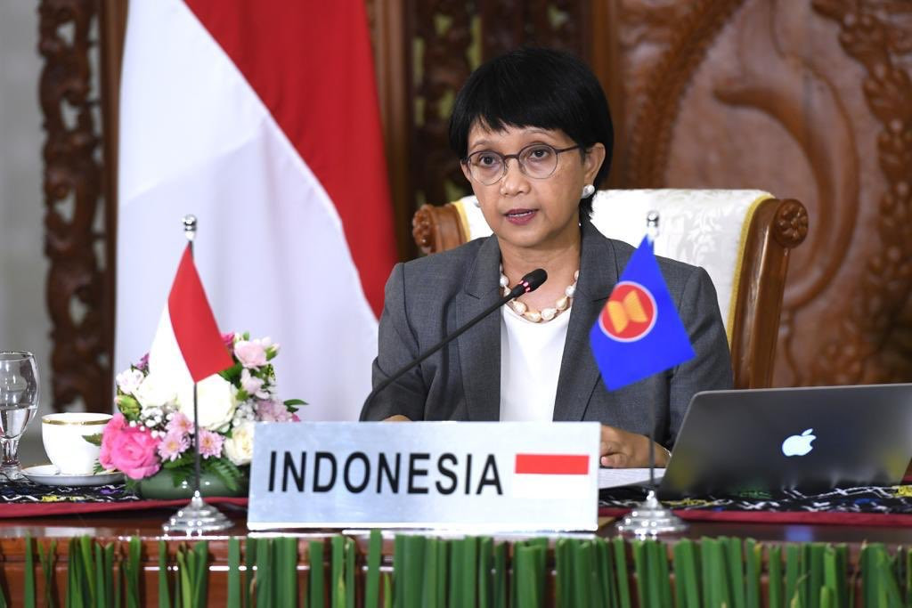 US-ASEAN partnership a 'positive force' for Indo-Pacific region: Indonesian foreign minister