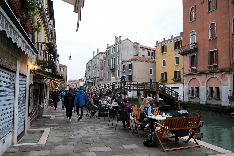 Virus-hit Venice delays tourist tax to 2022