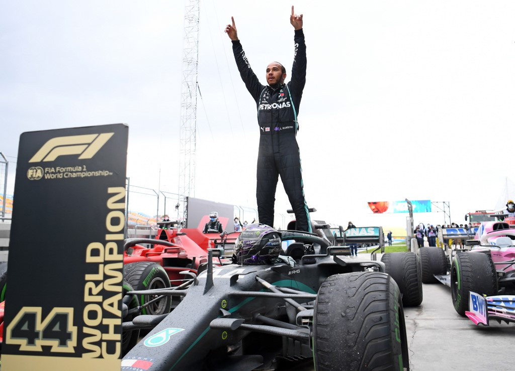 Lewis Hamilton Not Bad For A Boy From A Council House Sports The Jakarta Post