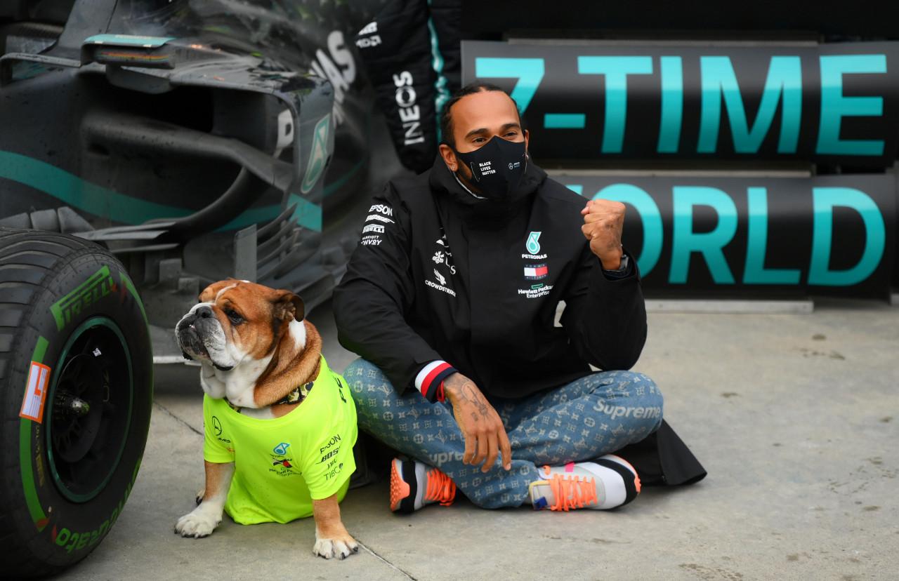 Hamilton takes seventh title with Turkish triumph
