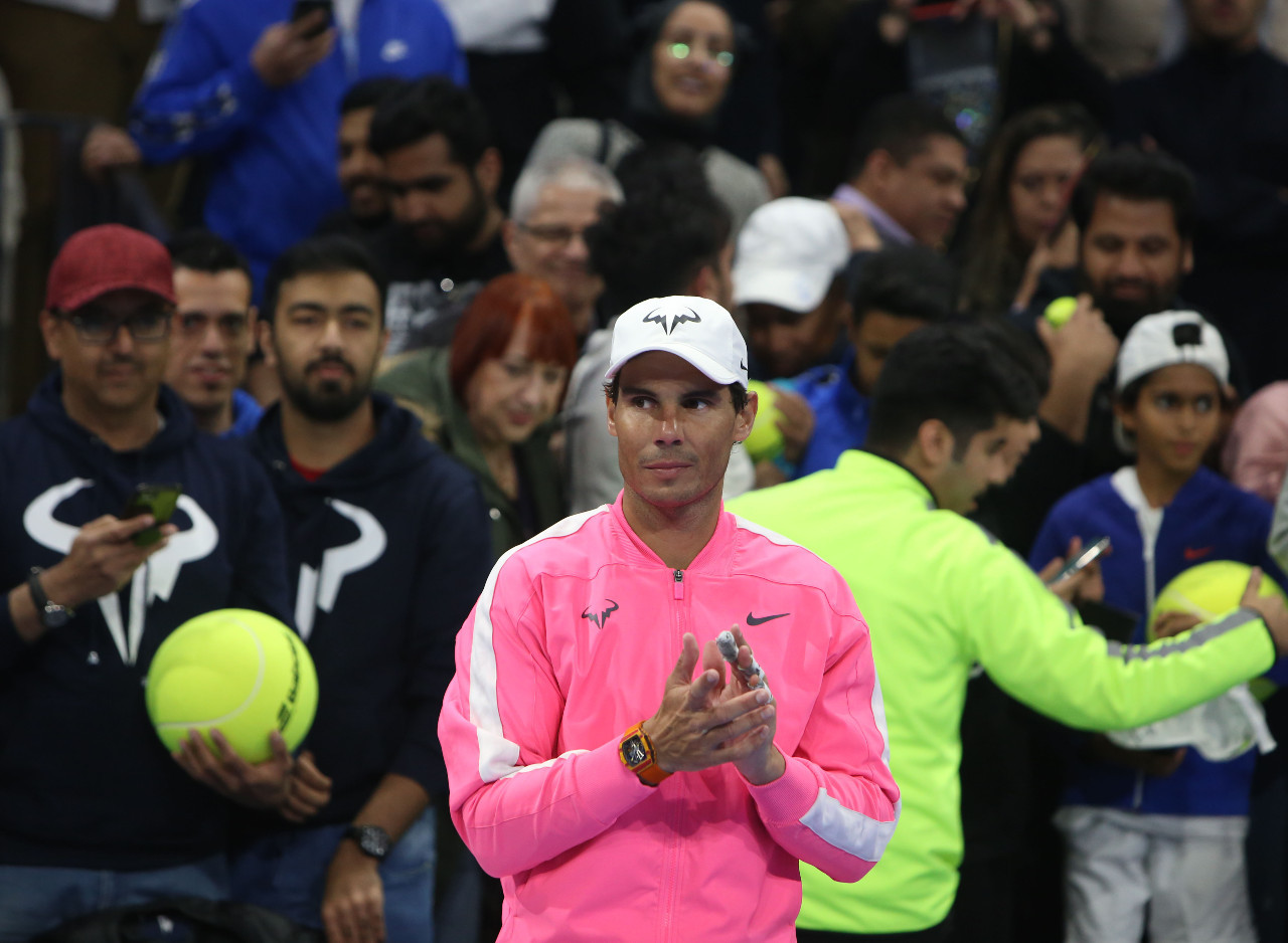 Nadal straight into the groove at ATP Finals, win for Thiem