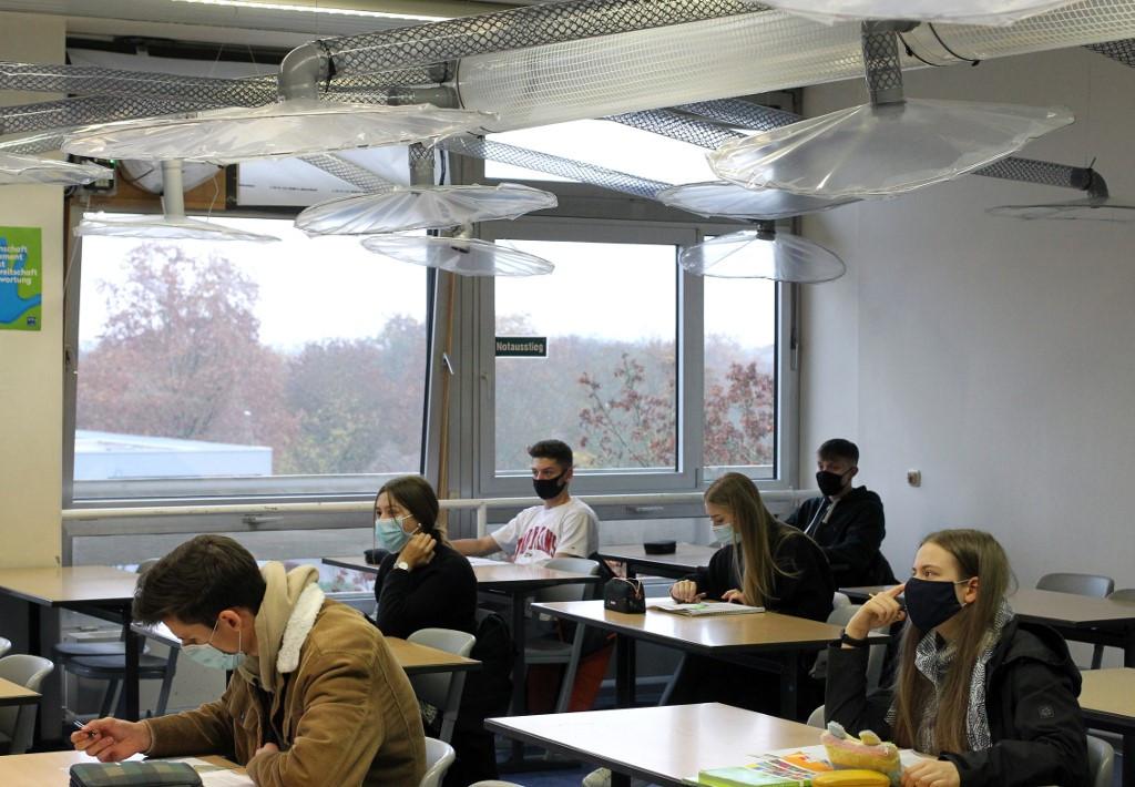 German school finds DIY answer to anti-virus ventilation