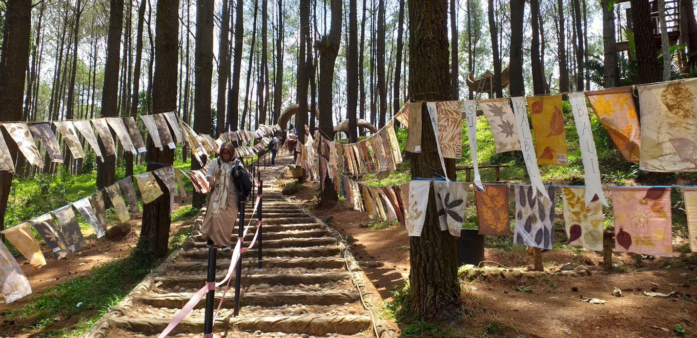 Ecoprint artisans strive to revive amid global pandemic