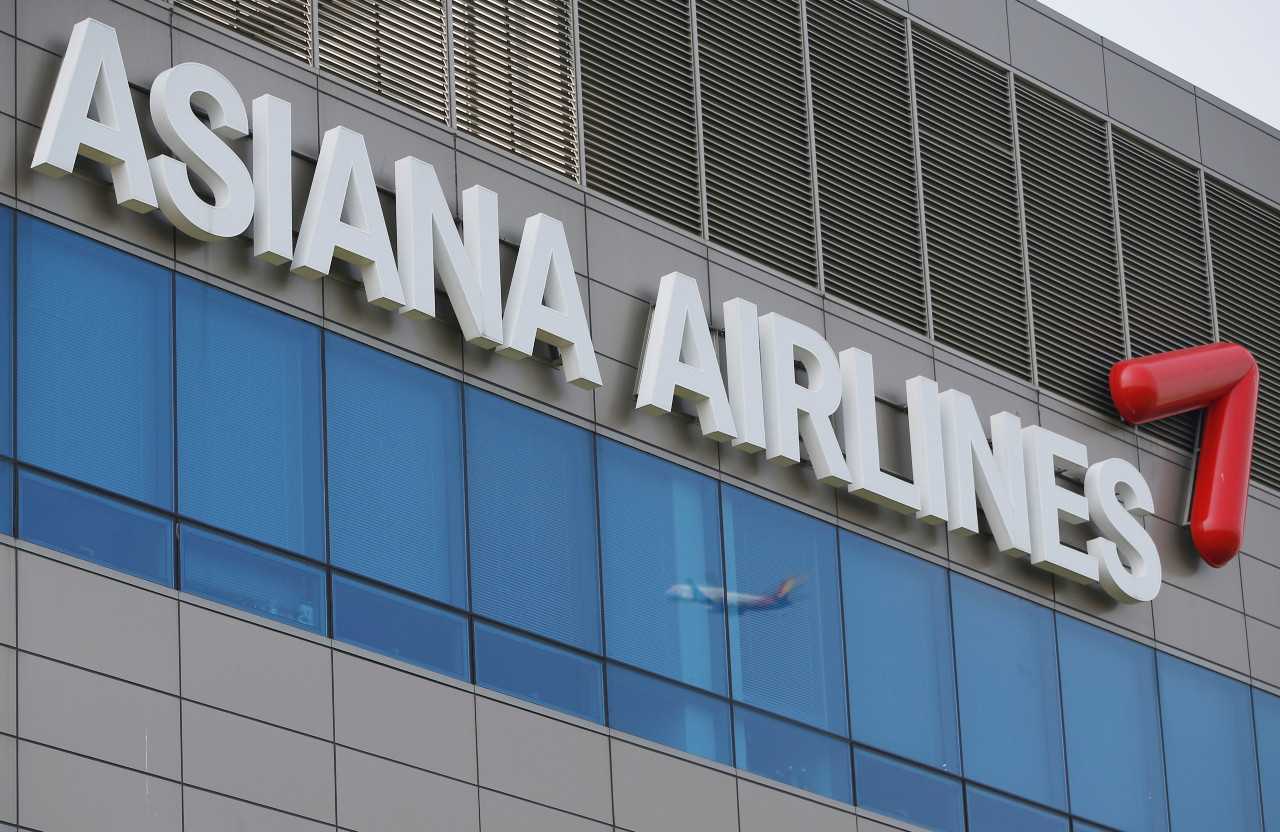 Korean Air to take over troubled Asiana Airlines for $1.6 b