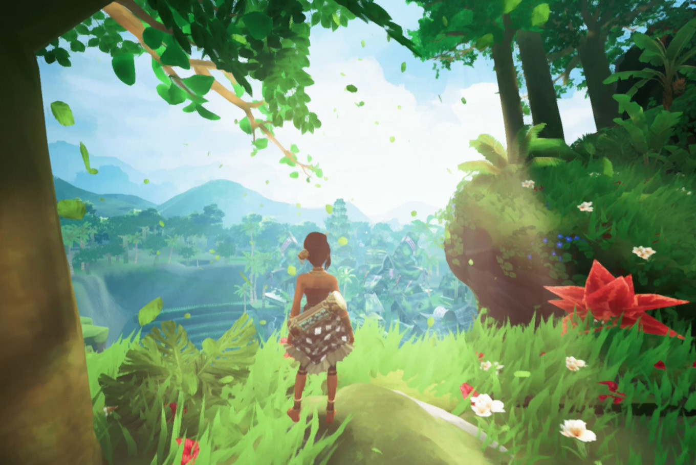 Agate, Telkom team up for Bali-themed puzzle adventure game